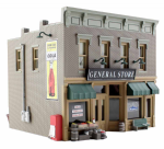 Woodland Scenics BR5021 Lubener's General Store- HO Scale